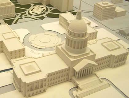 معماری، ماکت سازی و طراحی داخلی