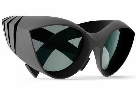کاربرد چاپگر سه بعدی در عینک سازی