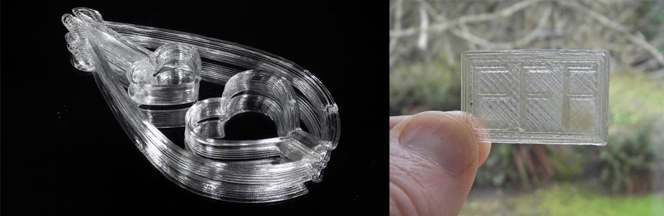 ایکس پرینتر سه بعدی pet