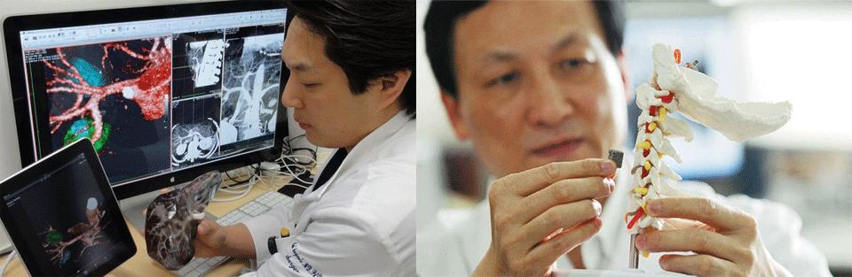فیلمنت پزشکی پرینتر های سه بعدی