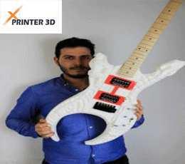 خدمات پرینتر سه بعدی