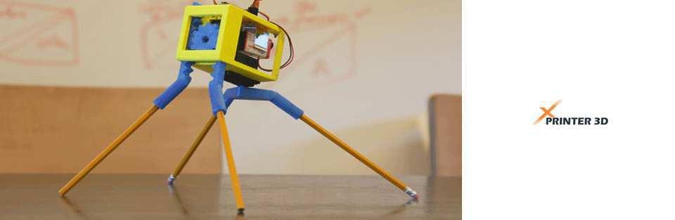 پرینتر سه بعدی ربات نقاش