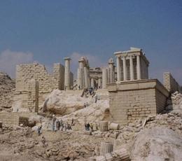 اثار باستانی پرینتر سه بعدی