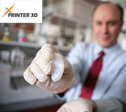 پرینت سه بعدی اعضا بدن