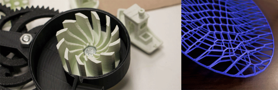 پرینت سه بعدی pla