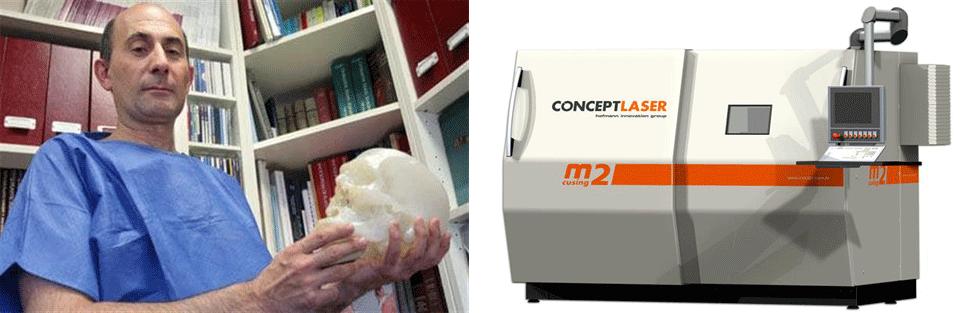 چاپ سه بعدی و جراحی پلاستیک