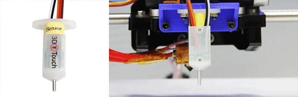 کالیبره اتوماتیک پرینتر سه بعدی
