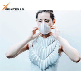 کاربردهای پرینتر سه بعدی : تنفس بی نهایت زیر آب