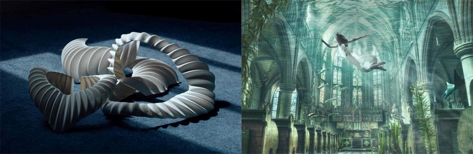 کاربرد پرینتر سه بعدی : تنفس بی نهایت زیر آب