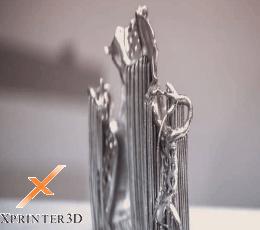 چاپ سه بعدی SLA