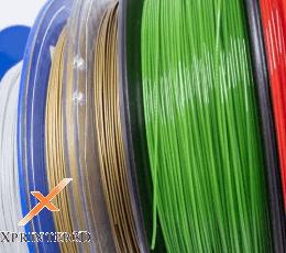 کاربرد زیاد رشته های PLA و PETG در چاپ سه بعدی