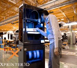 تولیدکننده خودرو نیسان و فناوری چاپ سه بعدی