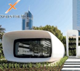 تکنولوژی چاپ سه بعدی در کشور دبی