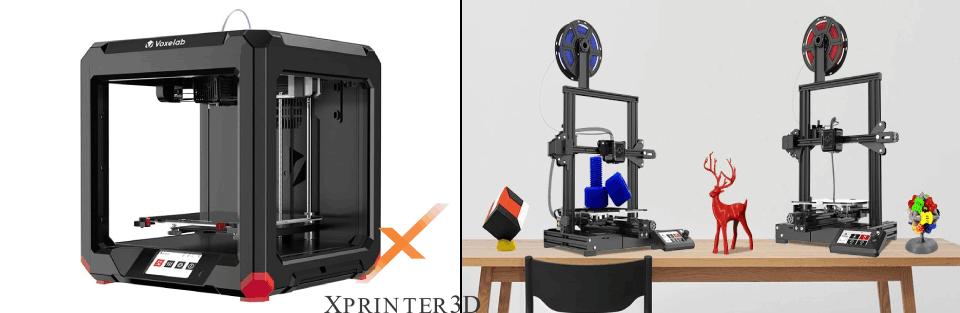 Voxelabتولید کننده چاپگرهای سه بعدی