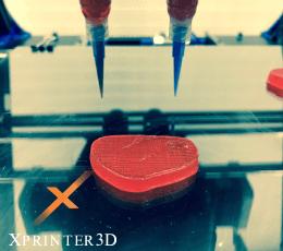 مواد غذایی چاپ سه بعدی