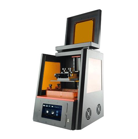 چاپگر سه بعدی رزینی